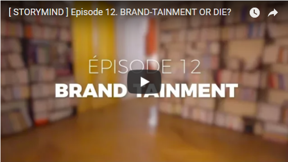 BRAND-TAINMENT OR DIE?